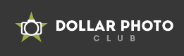 dollar photo club logo